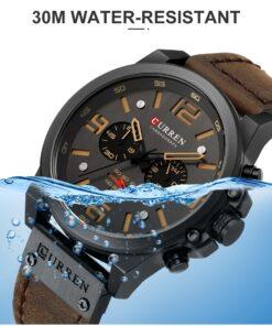 Relógio Masculino Curren