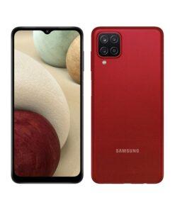 Galaxy A12 Vermelho